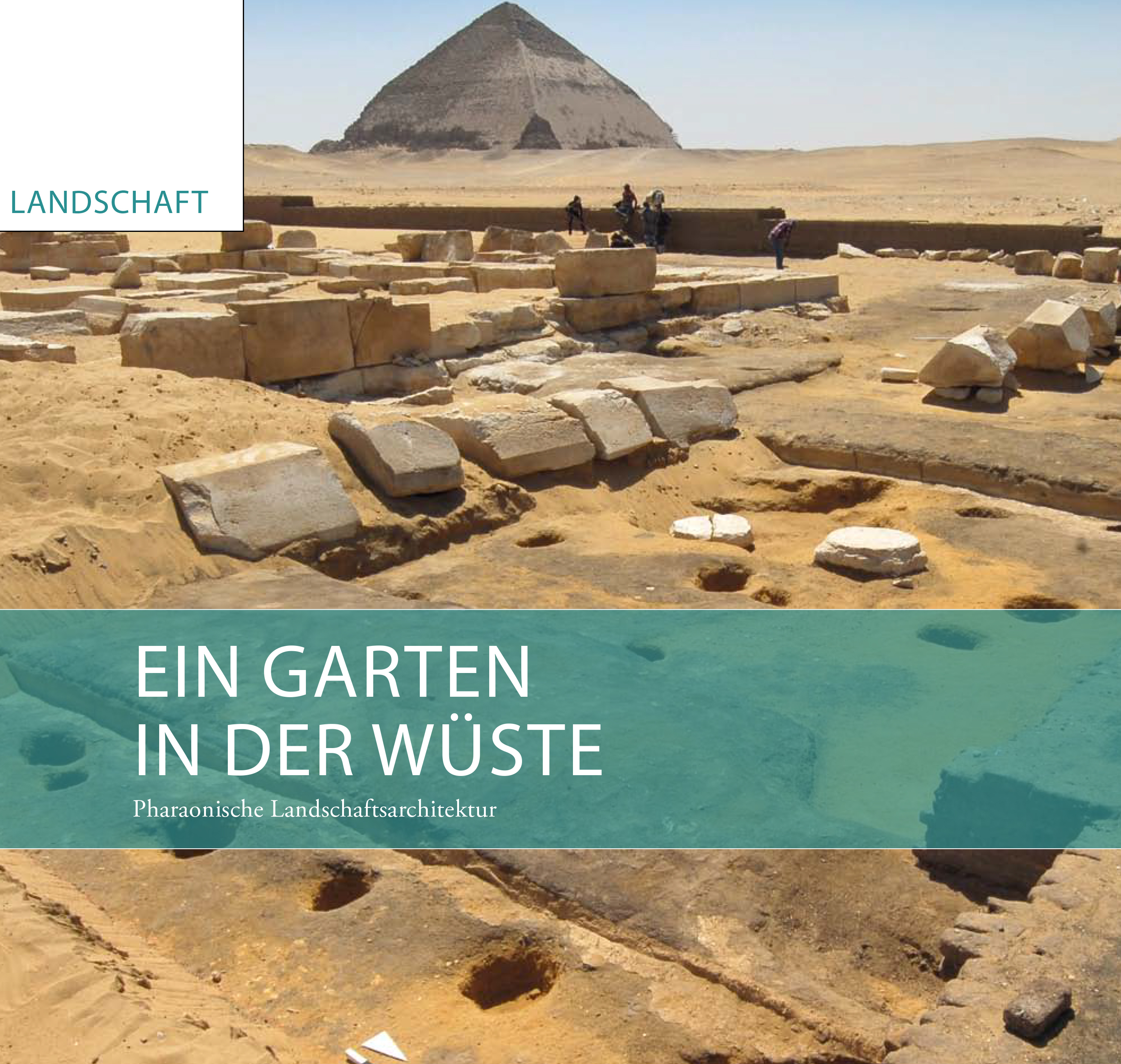 Seiten aus Garten Pharao